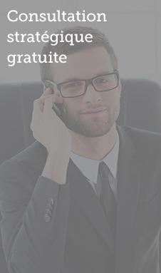 Consultation stratégique gratuite