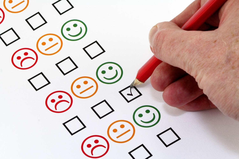 enquête de satisfaction de la clientèle