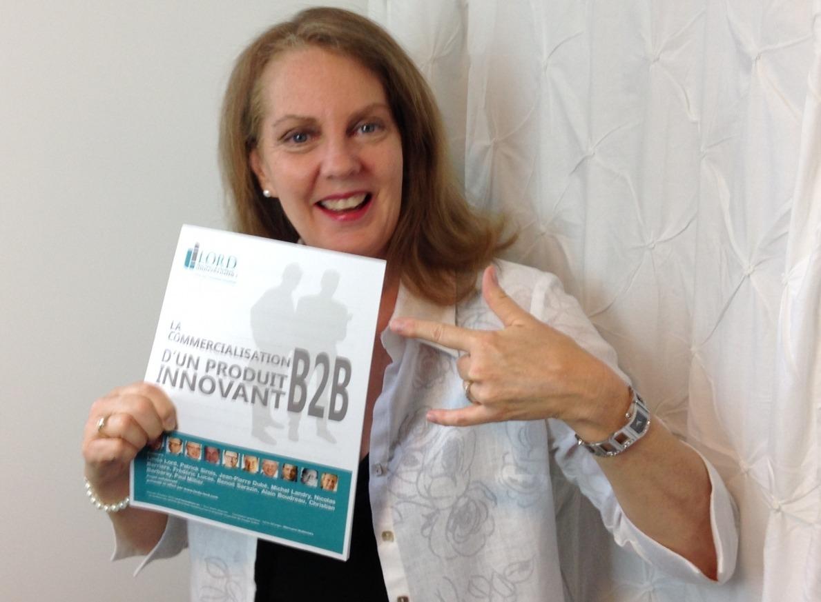 La commercialisation B2B dun produit innovant